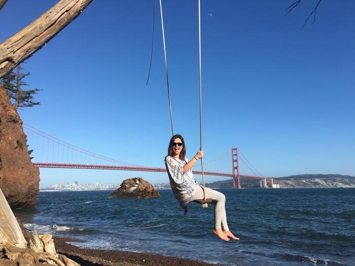Muir Woods- Golden Gate – andblues!